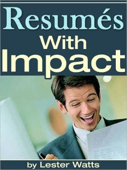 Resumes with Impact