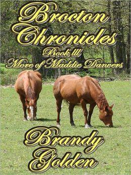 Brocton Chronicles III [More of Mattie Danvers]