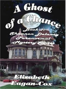 A Ghost of a Chance [Shannon Delaney Series Book 1]