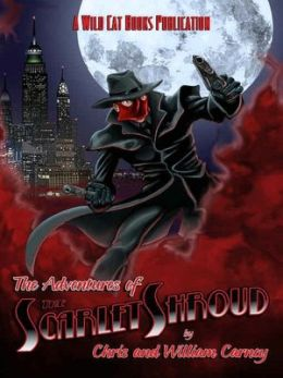 The Adventures of the Scarlet Shroud