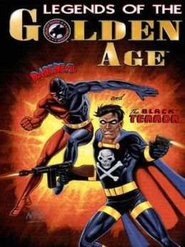 Legends of the Golden Age: The Black Terror and Daredevil