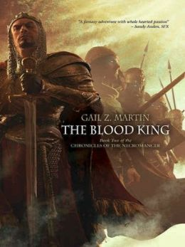 The Blood King (Chronicles of the Necromancer Series #2)