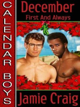 Calendar Boys December: First And Always
