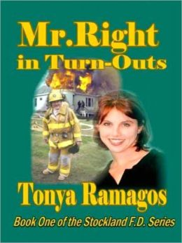 Mr. Right in Turn-Outs [Stockland Firefighters Book 1]