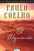 Book Cover Image. Title: El Alquimista, Author: Paulo Coelho