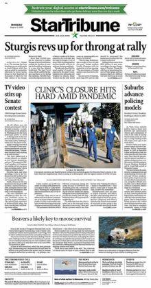 Minneapolis Star Tribune