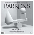 Book Cover Image. Title: Barron's, Author: Dow Jones & Company