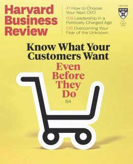 The Harvard Business Review