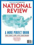 Book Cover Image. Title: National Review, Author: The National Review