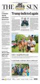 Book Cover Image. Title: The Baltimore Sun, Author: Tribune Company