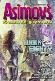 Book Cover Image. Title: Asimov's Science Fiction, Author: Penny Publications