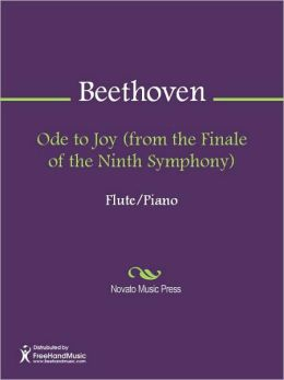 Ode to Joy (from the Finale of the Ninth Symphony)