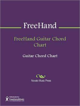 FreeHand Guitar Chord Chart