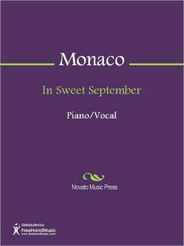 In Sweet September