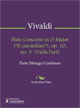 Flute Concerto in D Major (