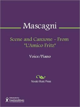 Scene and Canzone - From
