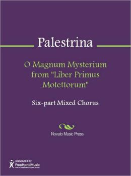 O Magnum Mysterium from