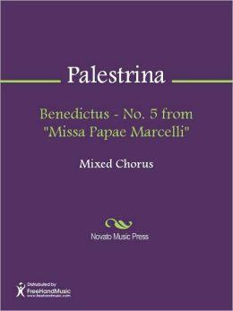 Benedictus - No. 5 from