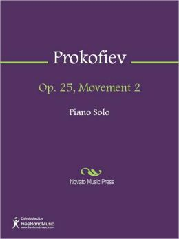 Op. 25, Movement 2