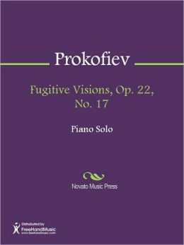 Fugitive Visions, Op. 22, No. 17