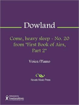 Come, heavy sleep - No. 20 from