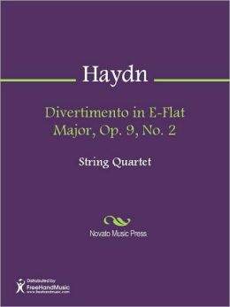 Divertimento in E-Flat Major, Op. 9, No. 2