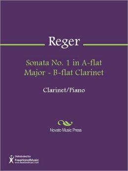 Sonata No. 1 in A-flat Major - B-flat Clarinet