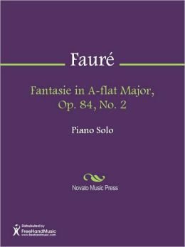 Fantasie in A-flat Major, Op. 84, No. 2