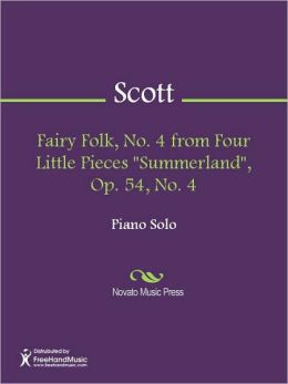 Fairy Folk, No. 4 from Four Little Pieces