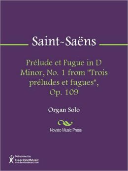 Prelude et Fugue in D Minor, No. 1 from