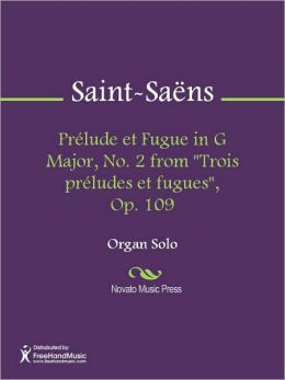 Prelude et Fugue in G Major, No. 2 from