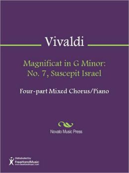 Magnificat in G Minor: No. 7, Suscepit Israel