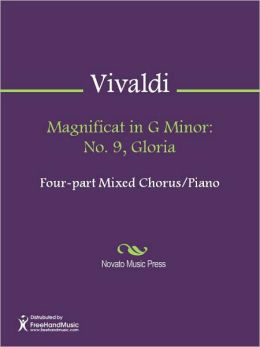 Magnificat in G Minor: No. 9, Gloria