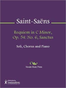 Requiem in C Minor, Op. 54: No. 6, Sanctus