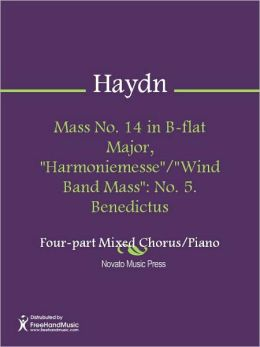 Mass No. 14 in B-flat Major,
