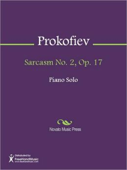 Sarcasm No. 2, Op. 17