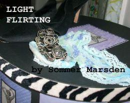 Light Flirting ~ a short erotic story