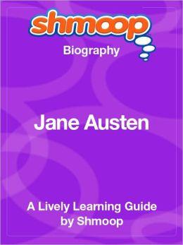 Jane Austen - Shmoop Biography
