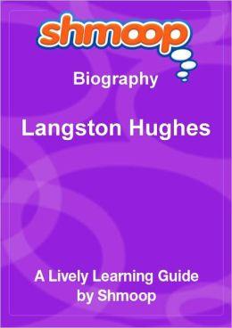 Langston Hughes - Shmoop Biography