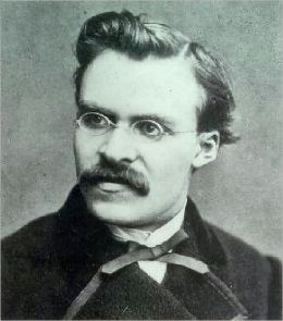 Classic Philosophy: six books by Nietzsche in German, in a single file