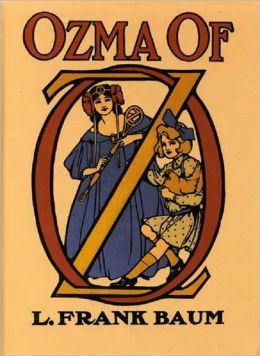 Frank Baum: all 17 Oz books