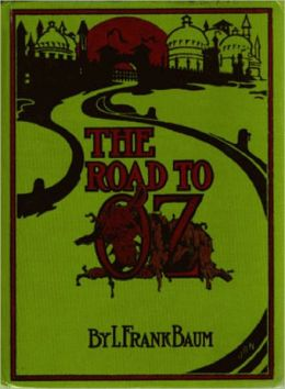 The Road to Oz, Illustrated
