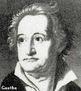 J.W.V. Goethe's Biographie, in the original German