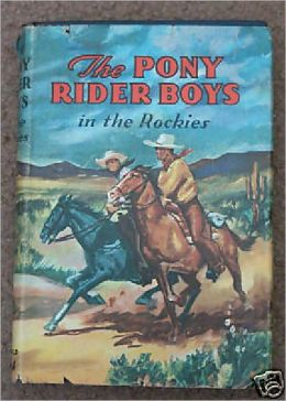 The Pony Rider Boys in the Ozarks