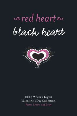 Red Heart Black Heart Valentine's Day Collection