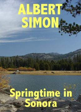 Springtime in Sonora (Henry Wright Mystery Series #2)