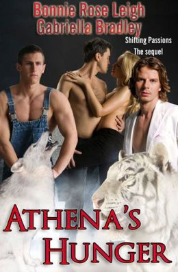 Athena's Hunger (Shifting Passions Series #2)