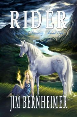 Rider: Spirals of Destiny Book 1