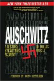 Book Cover Image. Title: Auschwitz:  A Doctor's Eyewitness Account, Author: Miklos Nyiszli