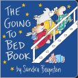 Book Cover Image. Title: The Going to Bed Book, Author: Sandra Boynton